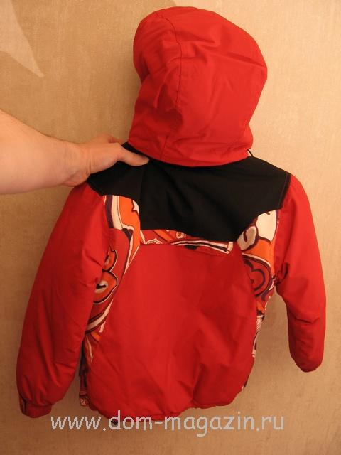 Детское платье с длинным рукавом и молнией на
